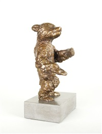 young bear by renée sintenis