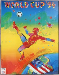 world cup '94 by peter max