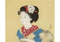 maiko by tsunetomi kitano