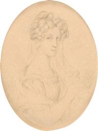 portrait der großherzogin sophie von baden by franz xaver winterhalter