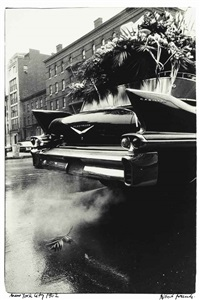 new york city by robert frank