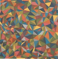complex forms by sol lewitt