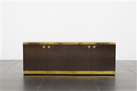 credenza mod. mp/200 by willy rizzo