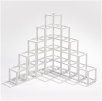small works no. 2 by sol lewitt