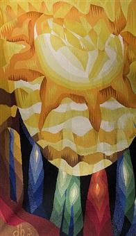 solar ocean by dirk holger
