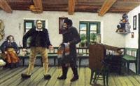 gårdfarihandlaren på besök by frans lindberg