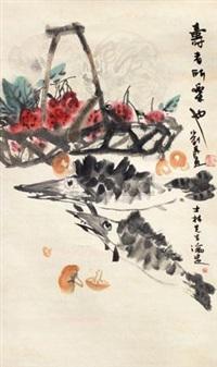 寿者所乐 by liu kun