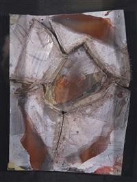 abstrakte kopmposition by roger pfund