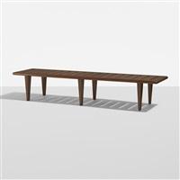 bench by hans j. wegner