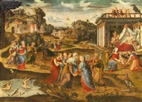 life of the virgin by flemish school-antwerp (16)