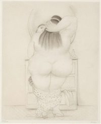from botero: dessins et aquarelles by fernando botero
