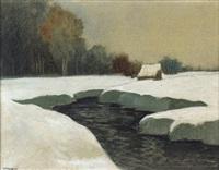 schneeschmelze by peter markovic