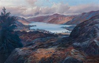 loch achray by clarence henry roe