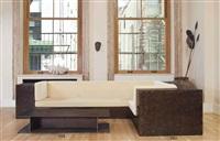 divan (sofa) by bernar venet