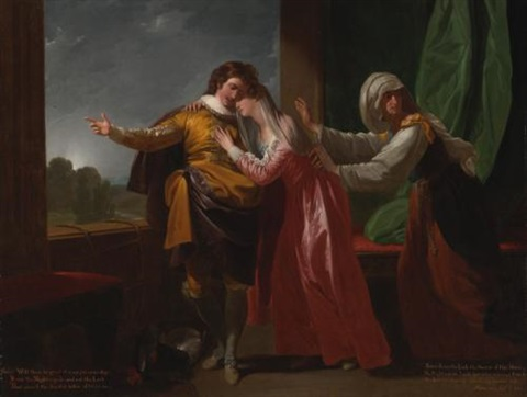 romeo and juliet collab wstudio by benjamin west