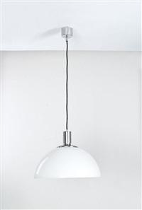 lampade a sospensione della serie am/as (coppia) by franca helg, antonio piva and franco albini