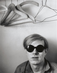 andy warhol by harry shunk