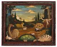 a peaceable kingdom by amos shontz