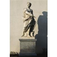 julius caesar by nicolas coustou