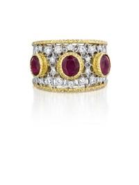 ring by buccellati