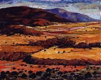paisaje by manuel avellaneda