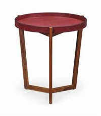 occasional table (in 2 parts) by david linley