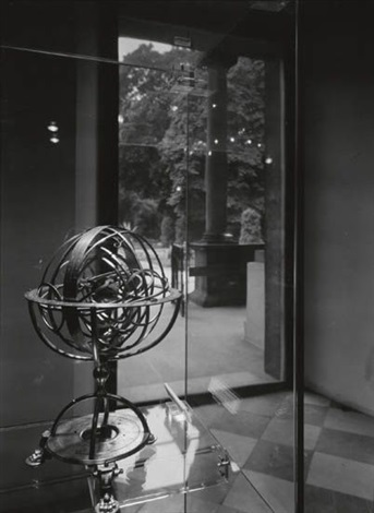 from the exhibition of astronomical instruments, prague by josef sudek