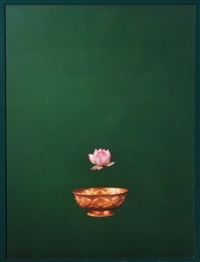 lotus bowl by sarah charlesworth