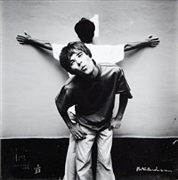 the stone roses, ymca, london by peter anderson