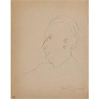 Portrait de Paul Eluard