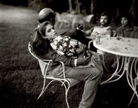 sans titre (from serie at twelve) by sally mann