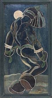 les danseurs nocturnes (pair) by charles alphonse combes