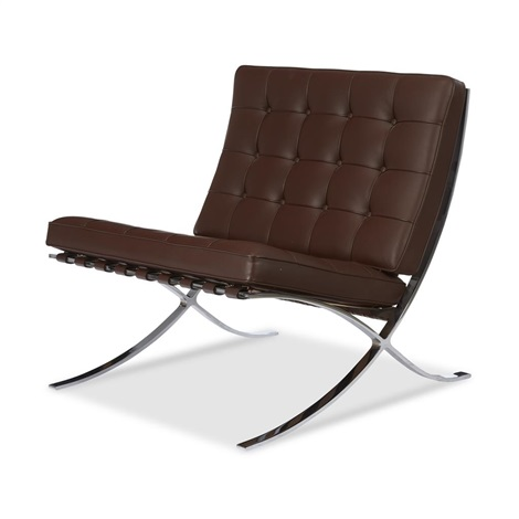 Barcelona Chair Knoll Studio By Ludwig Mies Van Der Rohe On Artnet