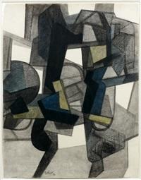 composition by maurice estève