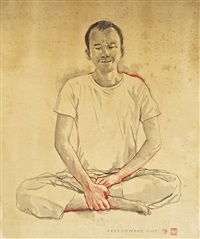 self-healing series (in 17 parts) by agus suwage