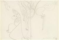 l'arbre à palabres by léopold survage