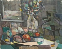 untitled 14 (still life) by john f. leonard