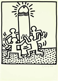 Keith Haring Auction Results - Keith Haring on artnet