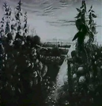 gartenbild by cornelia simon-bach