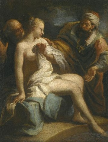 susannah and the elders by jacopo amigoni