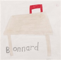 bonnard by klaas gubbels