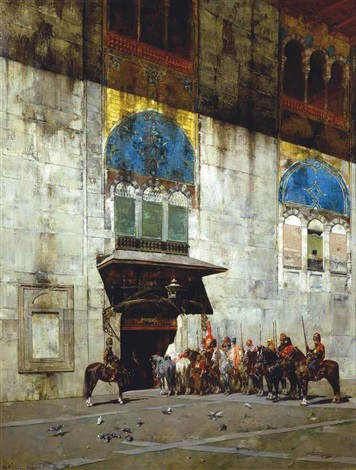 the pashas escort by alberto pasini