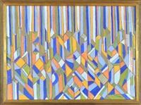 abstract by henri bastin