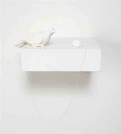 bird and egg by kiki smith