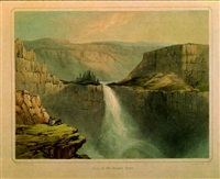 sketches in north america and the oregon territory by henry james warre