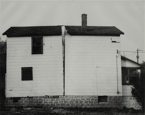 splitting by gordon matta clark