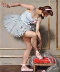 ballerine by auguste leroux