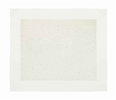 night sky i reversed by vija celmins
