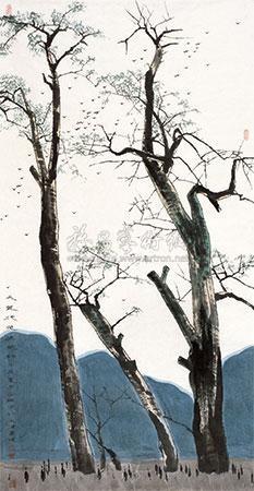 天荒地老无荣枯 by bai peng