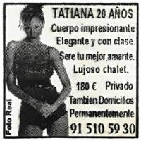 tatiana by josé-maría cano